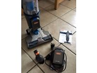 VAX AIR CORDLESS DUO • Upright Vacuum Cleaner • Great Condition - Nearly New