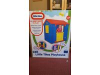Brand new little tikes playhouse