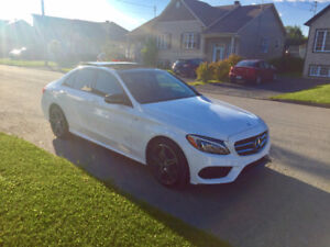 2017 Mercedes-Benz C 300 4 Matic