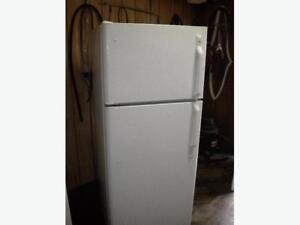LOOKING for an apartment size fridge in good condition.