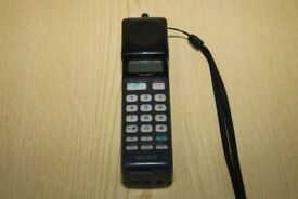 Vintage Sony CM-H355 Analogue Mobile Phone