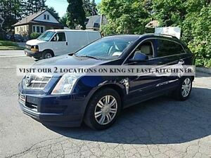 2011 Cadillac SRX Luxury | BEIGE LEATHER | PANO ROOF