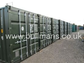 storage, shipping container storage, secure lock up, secure self storage, storage space to rent