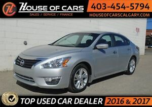 2015 Nissan Altima 2.5 SV with roof