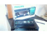 Phillips Freeview Plus he recorder 500gb