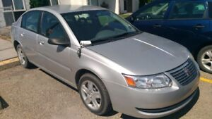 Saturn ION 2007   (Transmission complaint )