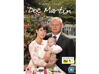 Doc Martin Series One to Five 2 dvd set