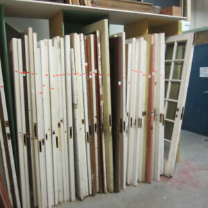 Antique Doors - Various Styles and Sizes