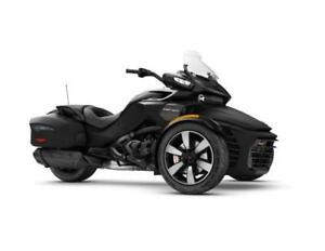 New 2017 Can-Am F3-T Spyder  Audio