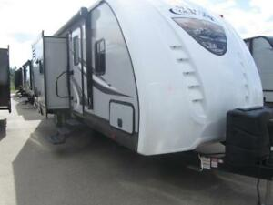 2016 30 FT CROSSROADS RV MAPLE COUNTRY MC26RB TRAVEL TRAILER