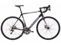 Cannondale Synapse 105 5, Carbon Forks, Shimano 105, 2017