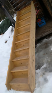 wooden stairs for sale
