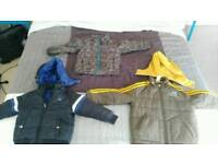 Boy coats waterproof 3/4/6 years