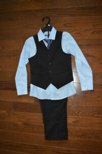 Blue Boy's Suit Size 6X