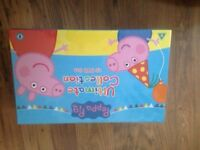 Peppa pig DVD box set New and Sealed Peppa Pig Ultimate 20 Disc DVD Collection