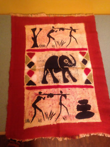 African Hanging or table mat or runners