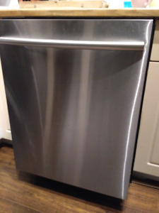 Samsung Stainless Dishwasher for Parts