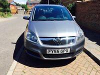 Vauxhall zafira 1.9 diesel