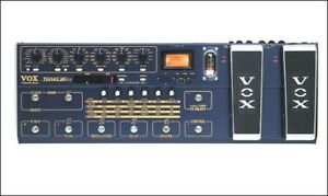 VOX TONELAB SE (Tube Driven) Modeling Guitar Processor