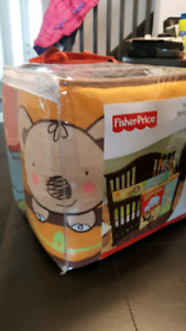New! Bumper from Fisher Price