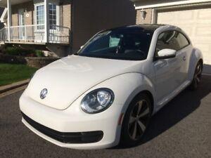 2012 Volkswagen Beetle Comfortline Coupe (2 door)