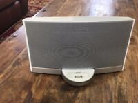 Bose Sounddock series 1 portable speaker