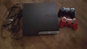 PS 3 console / controllers / games