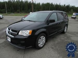 2016 Dodge Grand Caravan SXT Front Wheel Drive - 29,493 KMs