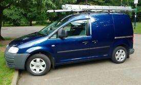 2010 VW Caddy 1.9tdi 82k NO VAT