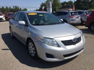 2010 Toyota Corolla CE  ONLY $79 BIWEEKLY 0 DOWN!