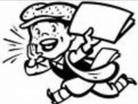 NEWSPAPER CARRIERS WANTED