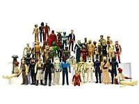 VINTAGE STAR WARS 1977 - 1985 WANTED!!