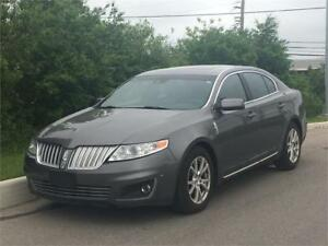 2011 Lincoln MKS NAVI/BACK UP CAM/AUTO PARK FINANCING AVAILABLE!