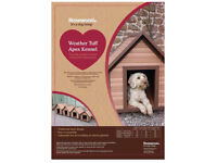 Rosewood dog kennel