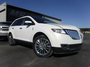 2013 Lincoln MKX AWD Limited - Full - Cuir - Toit - GPS - 20''