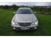 2007 Mercedes-Benz E Class 2.1 E220 CDI Avantgarde 4dr