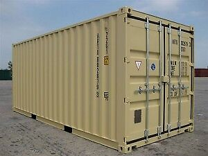 Used Sea Containers for Storage 20-40 ft