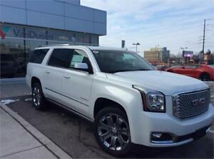 "2017 GMC YUKON XL DENALI ""EXECUTIVE DEMO- MSRP WAS $93,650"