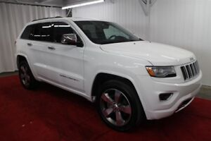 2016 Jeep Grand Cherokee Overland *TOIT OUVRANT, GPS