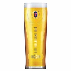 Brand new Branded Fosters Glasses