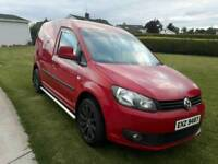 VW Caddy 140BHP NO VAT!