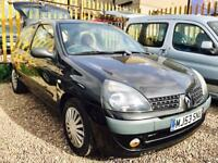 ★💷PAYDAY OFFERS✨★ 2003 RENAULT CLIO 1.2 EXTREME PETROL ★MOT SEP 2017★ SERVICE HISTORY ★KWIKI AUTOS★