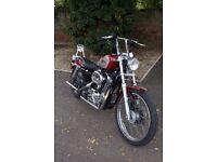 Harley Davidson Sportster 1200 REDUCED
