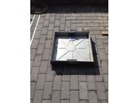 CLARKS BLOCK PAVING DRAIN COVER 450 x 450 square to round