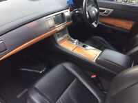 jaguar xf 2.7 diesel luxury navigation