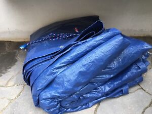 30x40 tarp- comes with free rope