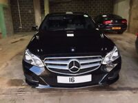 PCO MERCEDES E CLASS E220 FOR RENT OR HIRE MINI CAB   UBER READY   UBER QUALIFIED   UBER EXEC