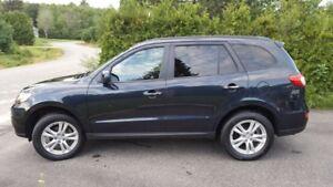 2010 Hyundai Santa Fe Limited SUV, Crossover