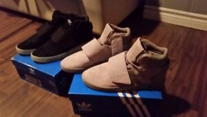 Adidas Tubular Invader Strap Shoes (NEW)