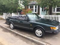 Saab 900i Classic Convertible. 87k Miles, MOT to April 2018, In good working order, used everyday.